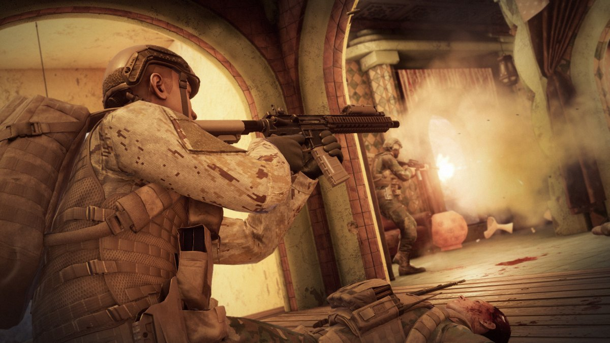 Interview: Talking the Future of Insurgency: Sandstorm with