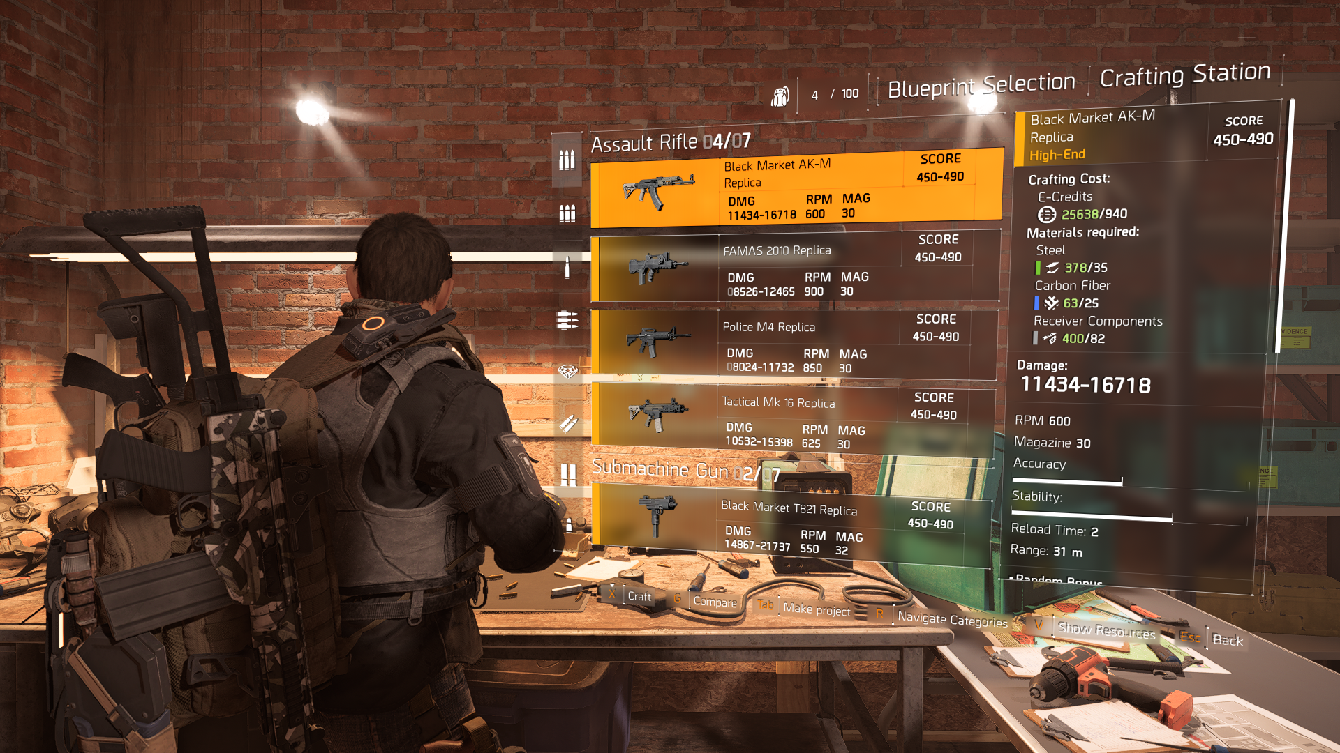 Dive Deep Into The Divison 2's End-Game! - Blogs - Gamepedia