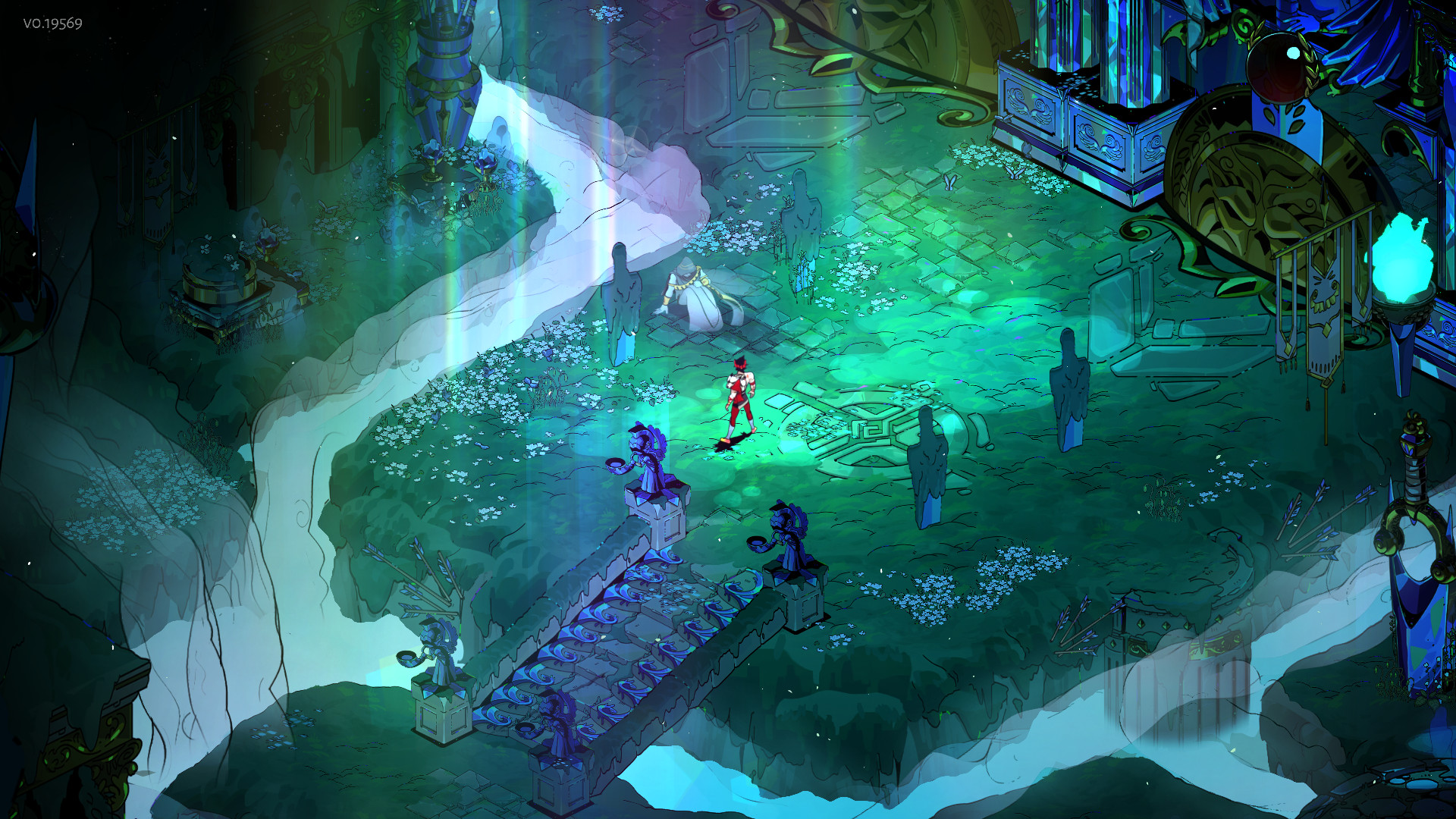 """Battle Out of the Underworld with Hades on Steam Early Access"""""""