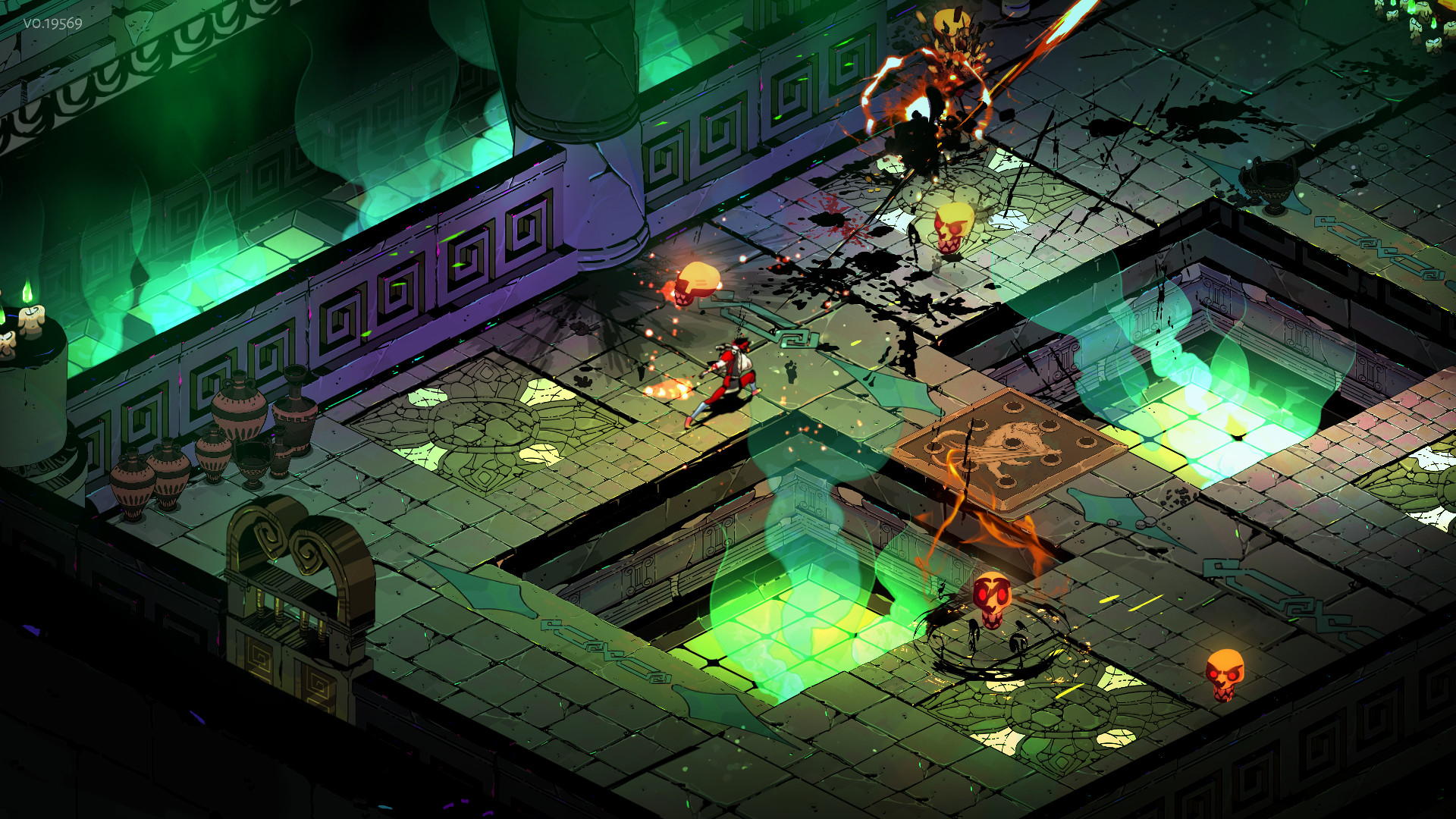 Battle Out Of The Underworld With Hades On Steam Early