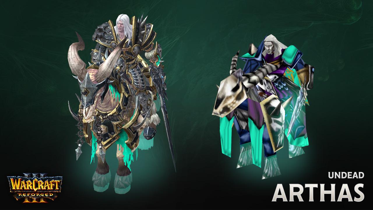 Revisit Azeroth In Warcraft Iii Reforged News Gamepedia