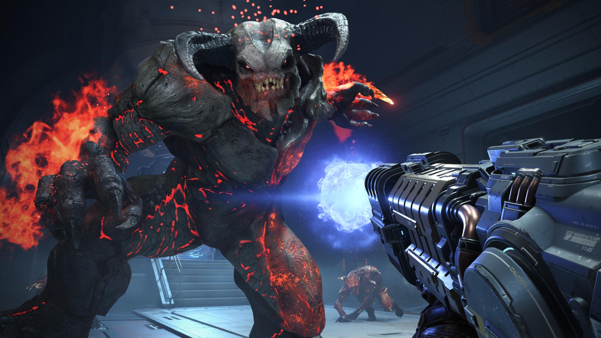 """Become The Slayer in DOOM: Eternal & DOOM 64"""""""