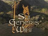 Sui Generis Wiki
