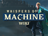 Whispers of a Machine Wiki