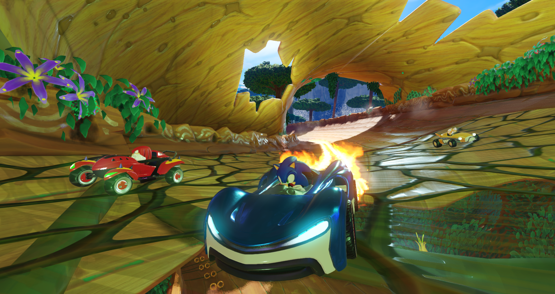 Interview: Behind the Wheel with Team Sonic Racing - Blogs