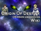 Origin of Destiny Wiki